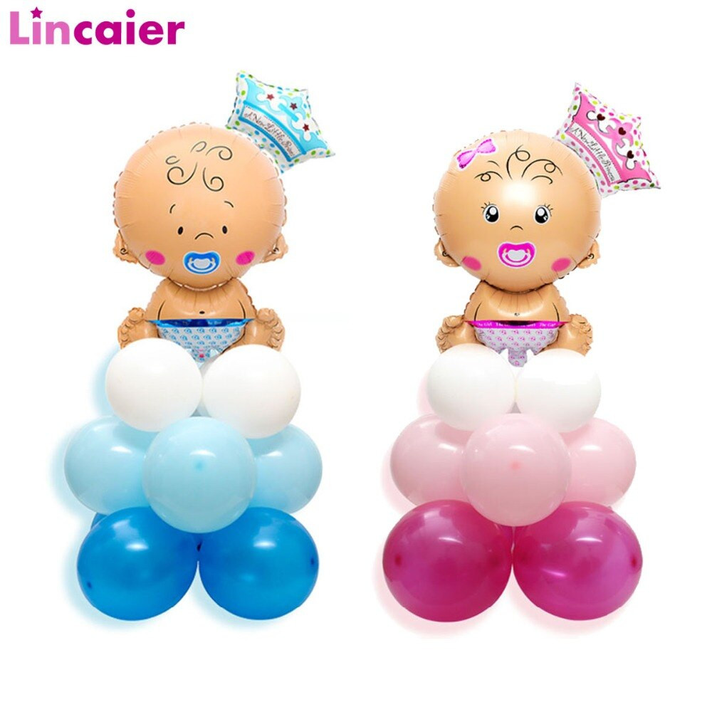 Oh Baby Party Supplies  Baby Shower Party Balloons Decorations Its a Girl Boy