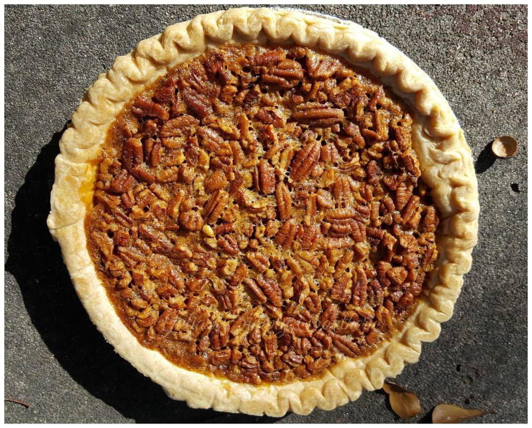 Old Fashioned Pecan Pie  Classic Southern Pecan Pie