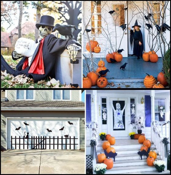 Outdoor Halloween Decorations On Sale  outdoor decorating ideas