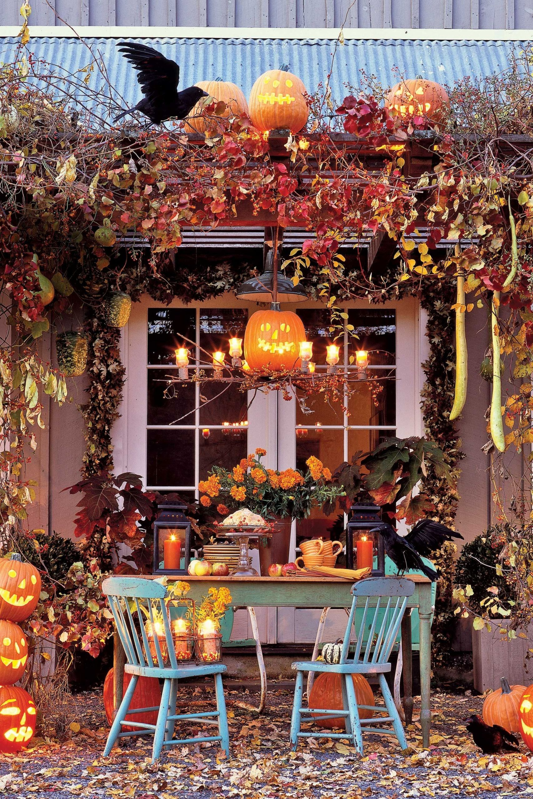 Outdoor Halloween Decorations On Sale  Decorating Ideas for Thanksgiving New 5