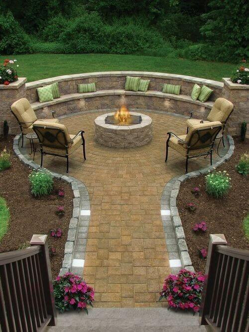 Outdoor Landscape On A Budget  29 of Backyard Landscaping on a Bud Yet Beautiful