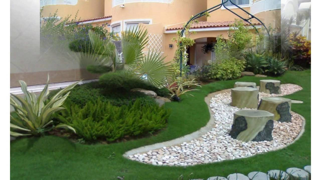 Outdoor Landscape On A Budget  Small garden ideas on a bud