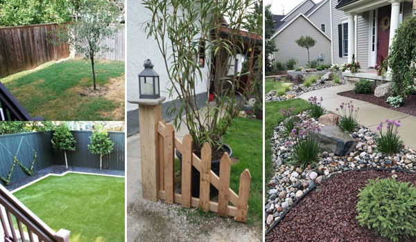 Outdoor Landscape On A Budget  22 Amazing Backyard Landscaping Design Ideas A Bud