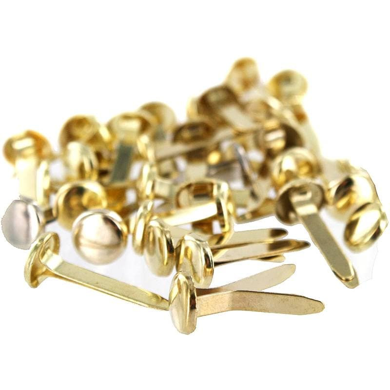 Paper Pins  Paper Fasteners 80 Pack