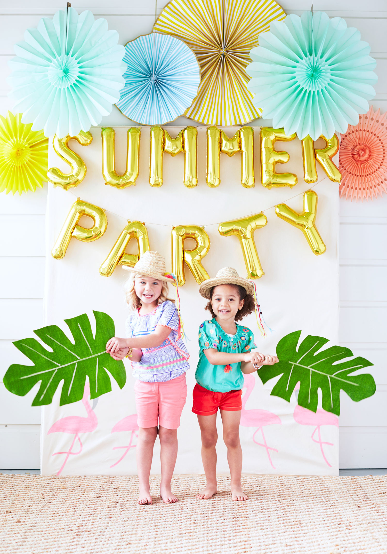 Party Barn Kids  Party Time Fire and Crème for Pottery Barn Kids