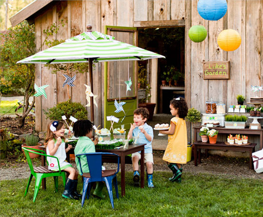 Party Barn Kids  Everything Pottery Barn for Kids