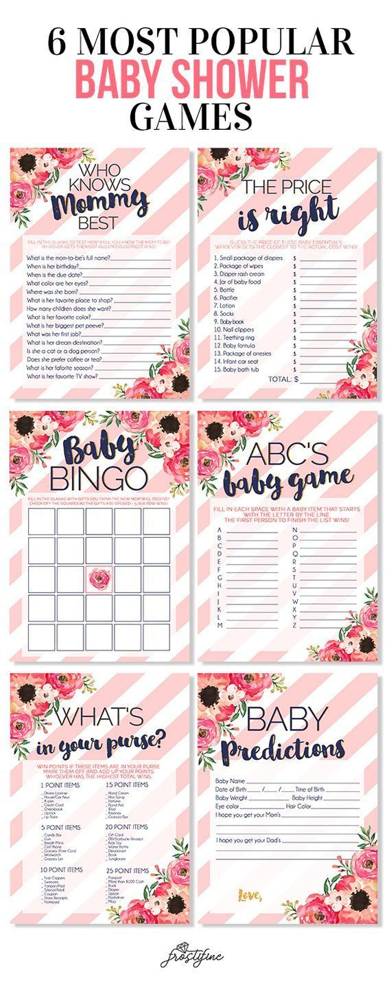Party City Baby Shower Games  Gender Reveal Game Prizes Gender Reveal Games Party City