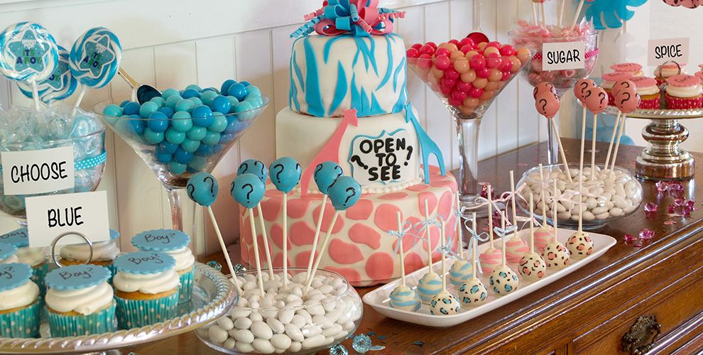 Party City Baby Shower Themes For A Girl  Baby Shower Cake & Cupcake Supplies Baby Shower Cookie