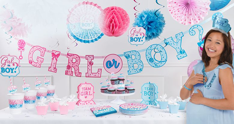 Party City Baby Shower Themes For A Girl  Baby Shower Party Supplies Baby Shower Decorations