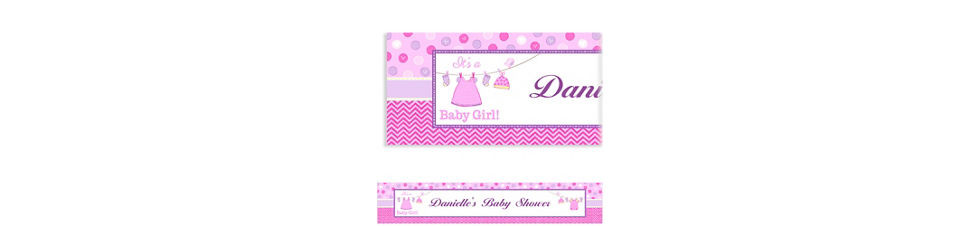 Party City Girl Baby Shower  It s a Girl Baby Shower Party Supplies Party City