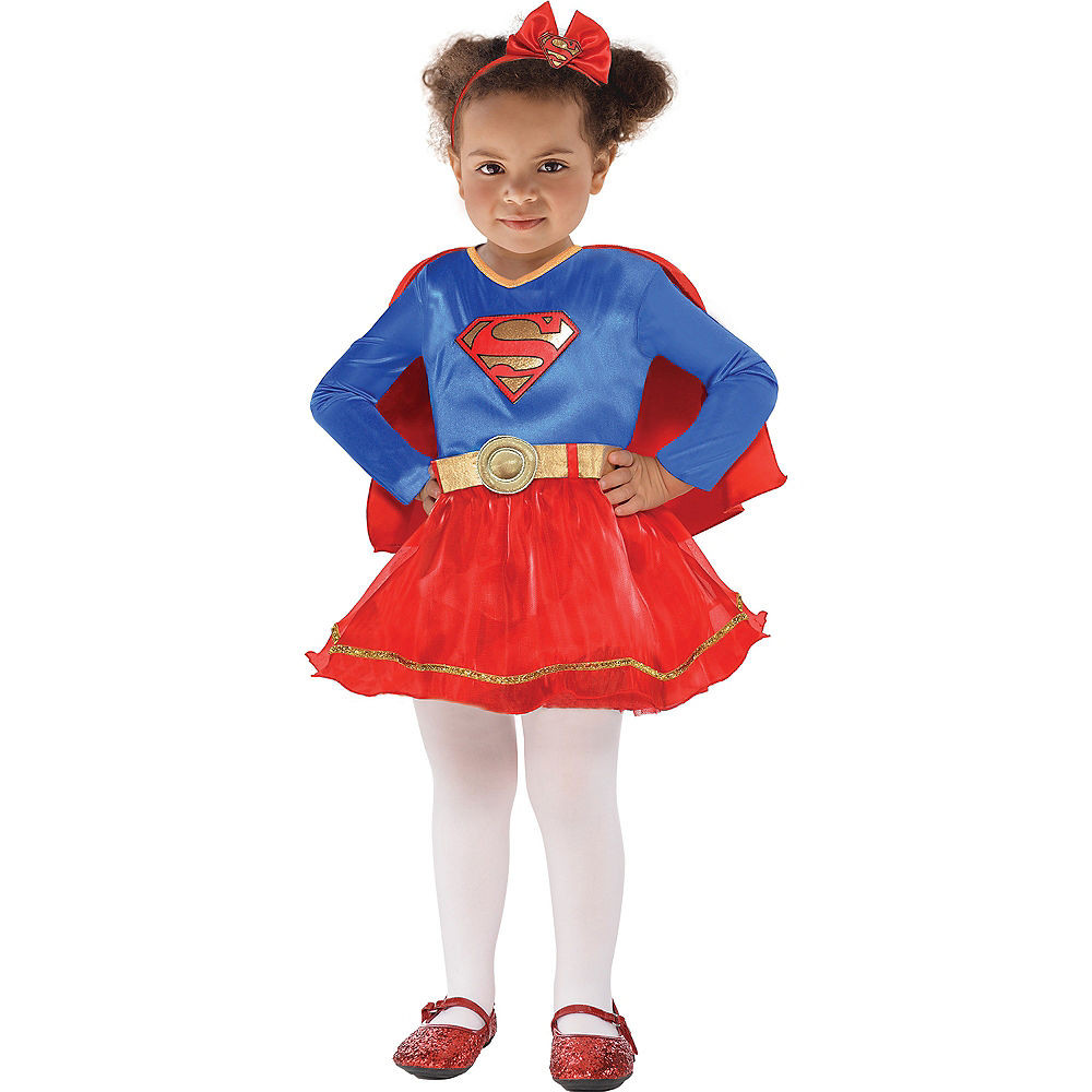Party City Halloween Costumes Baby  Baby Classic Supergirl Costume Superman