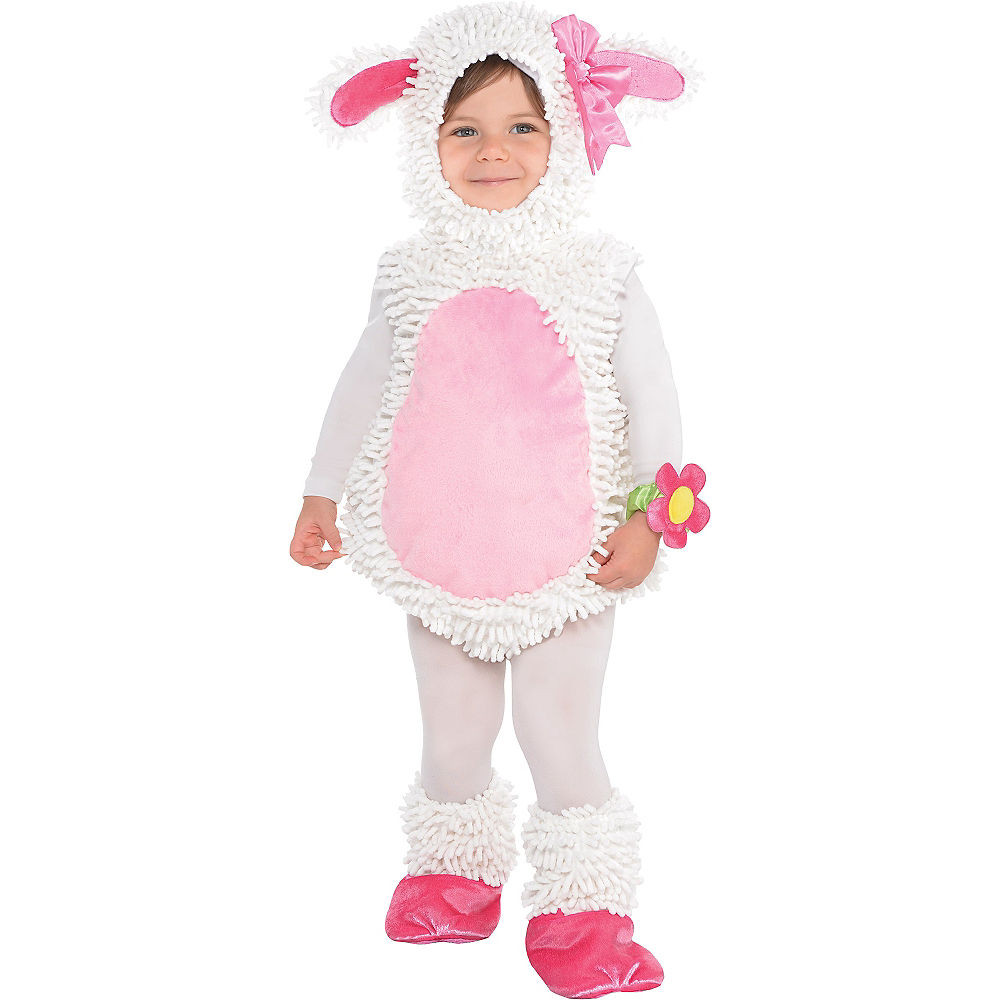Party City Halloween Costumes Baby  Baby Lamb Costume