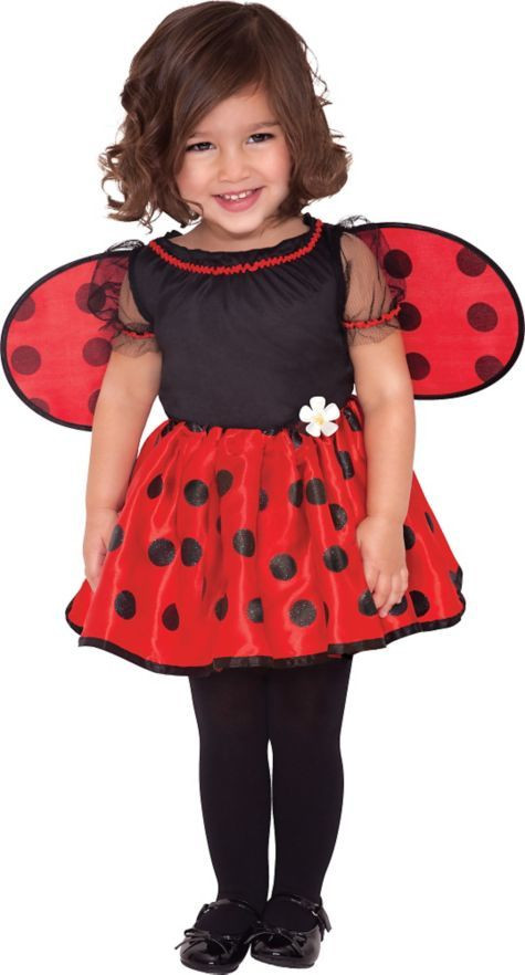 Party City Halloween Costumes Baby  Baby Little Ladybug Costume Bug Costumes Baby Costumes