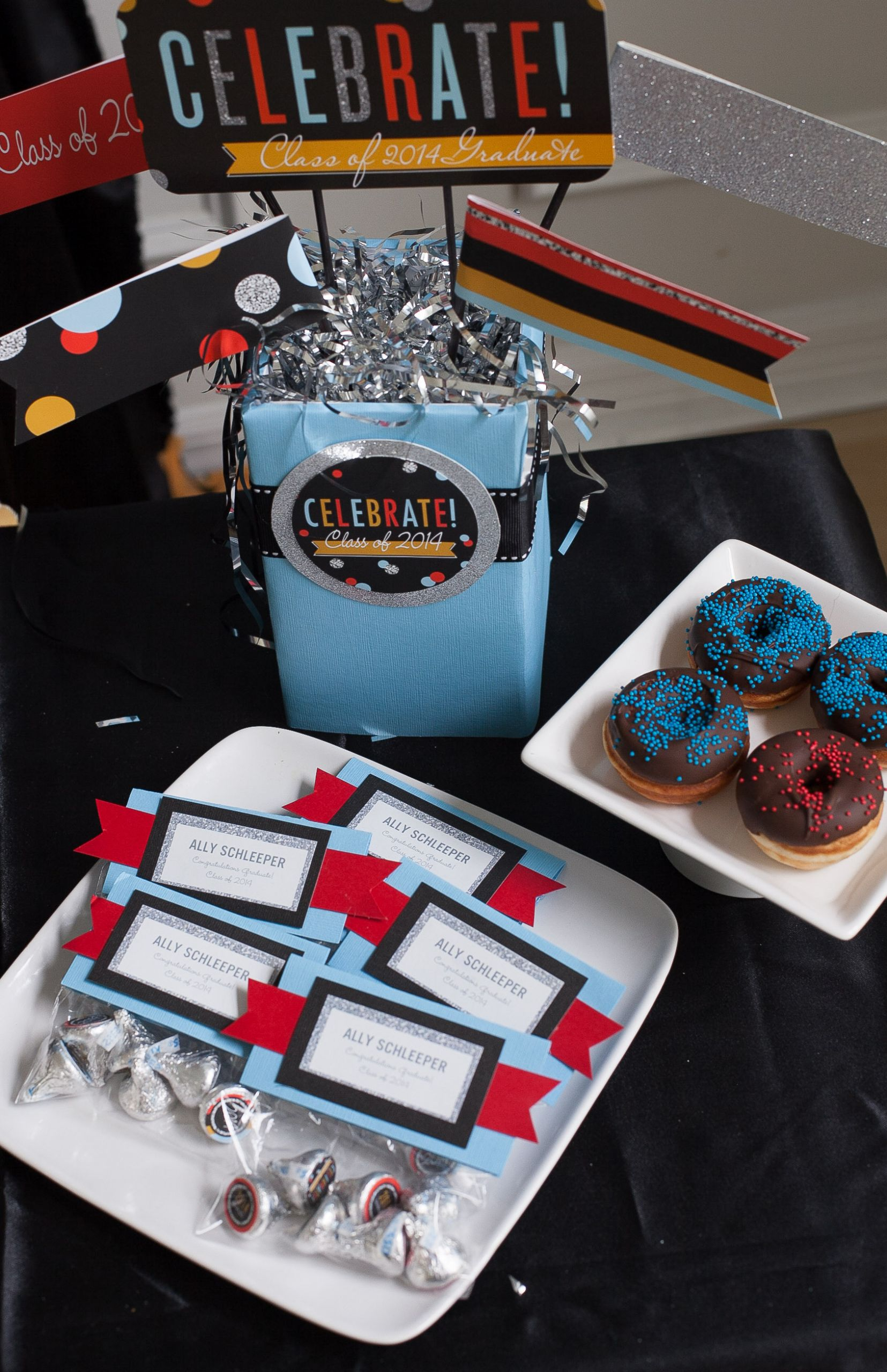 Party Favor Ideas For Graduation Party  Graduation Party Ideas Inspiration and Free Printables