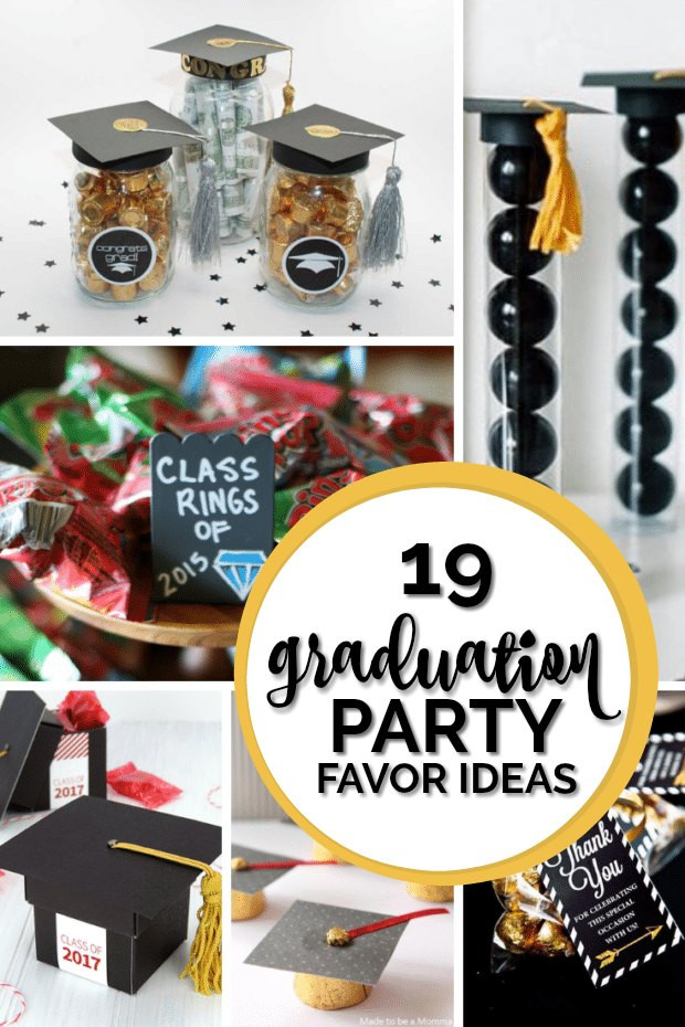Party Favor Ideas For Graduation Party  19 of the Best Graduation Party Favor Ideas Spaceships