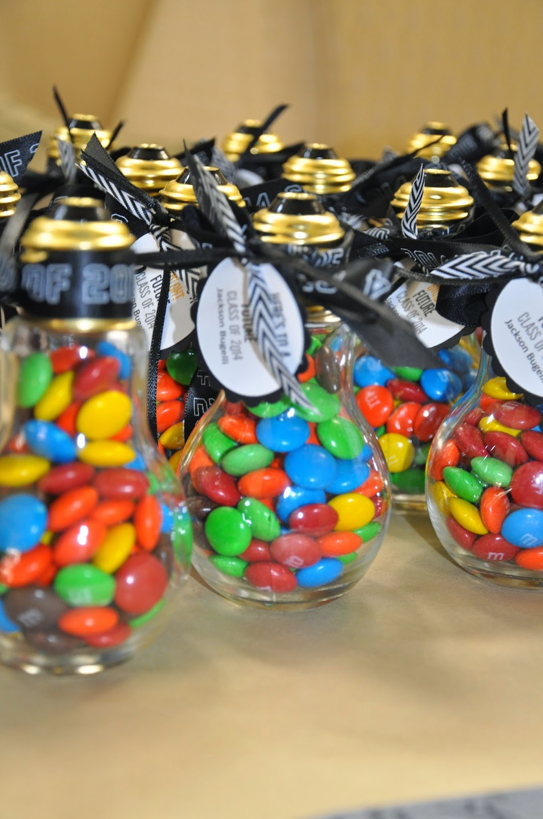 Party Favor Ideas For Graduation Party  creative sparks Graduation Party Planning an at Home
