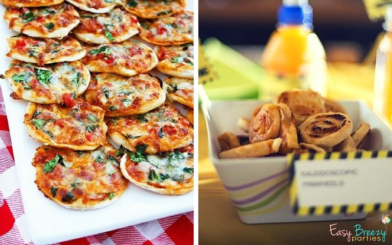 Party Food Ideas For Kids  20 Easy Kids Party Food Ideas That The Kids Will Actually