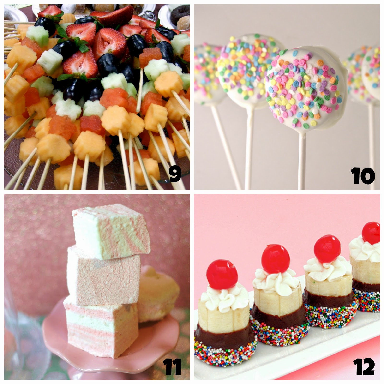 Party Food Ideas For Kids  12 Awesome Party Food Ideas – kidspartiesblog