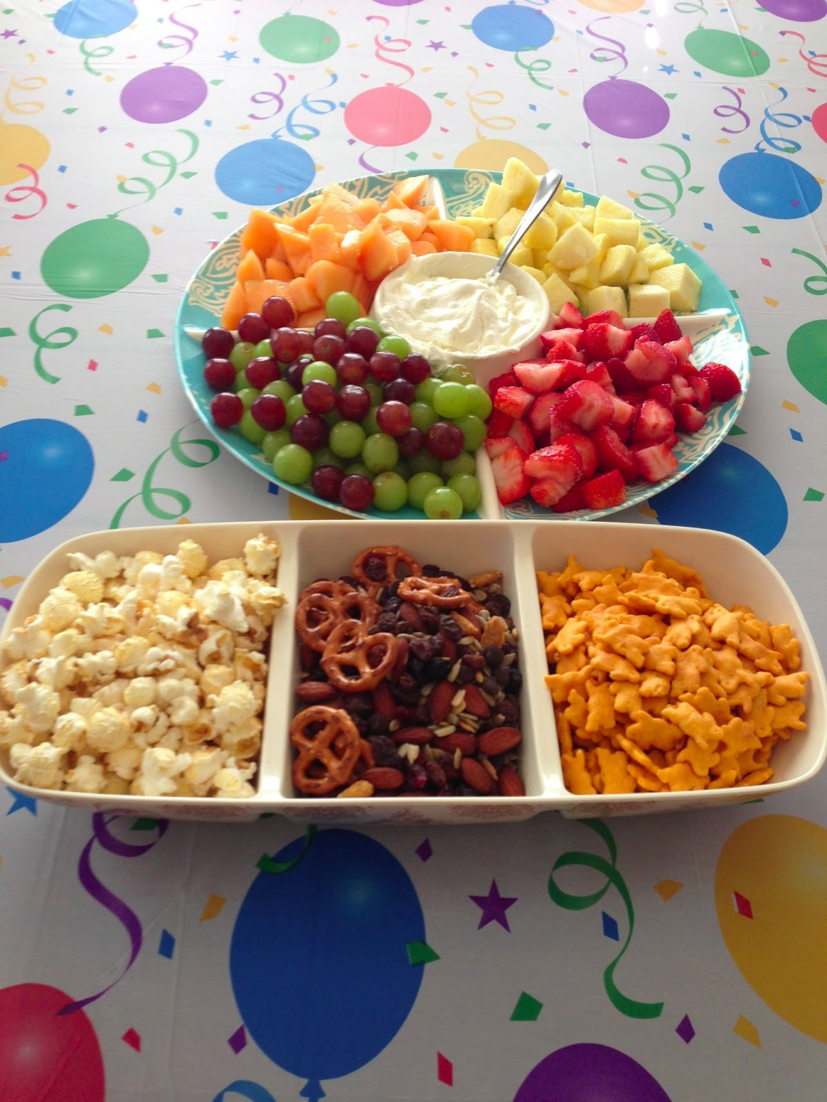 Party Food Ideas For Kids  Fit n Busy Mama Healthy Kids Birthday Party