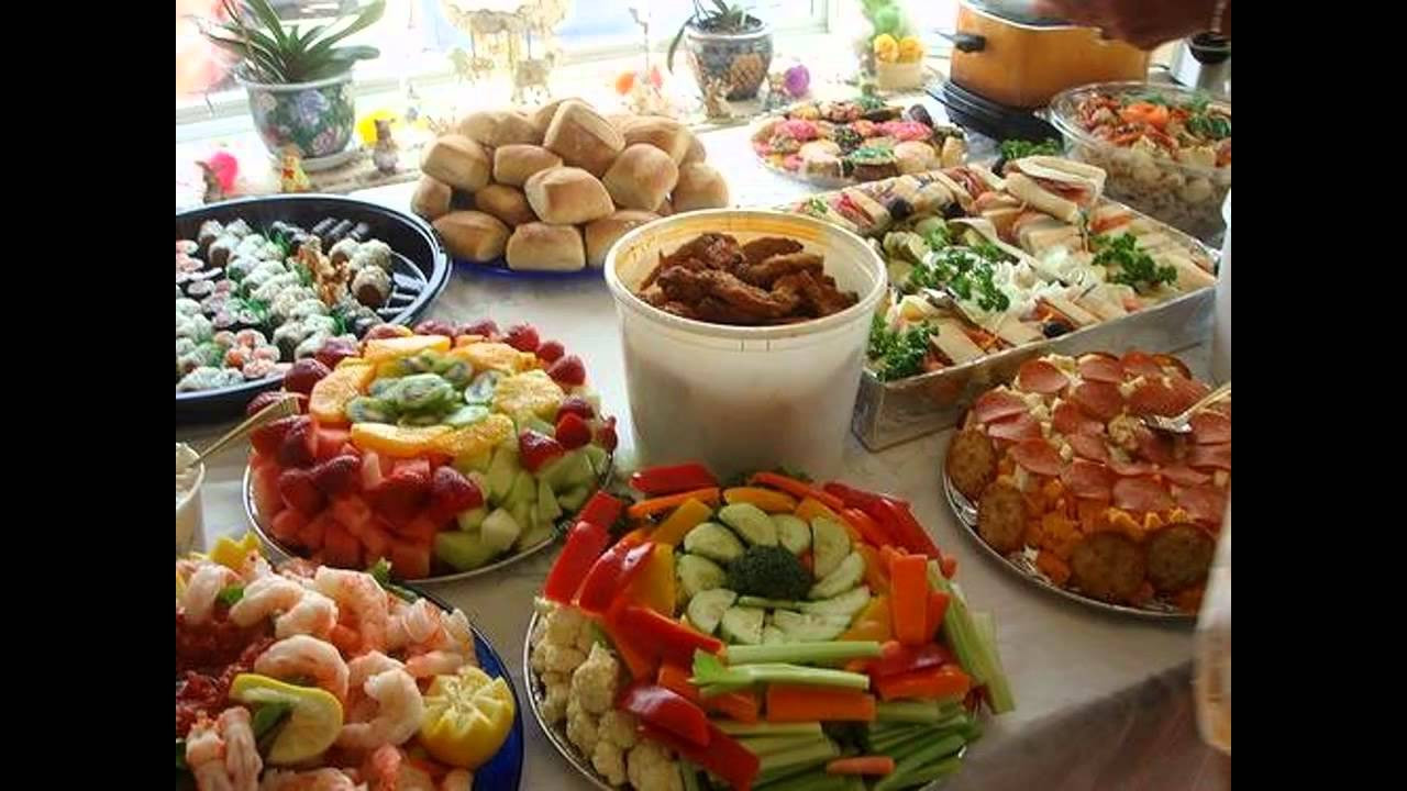Party Food Ideas For Kids  Best food ideas for kids birthday party