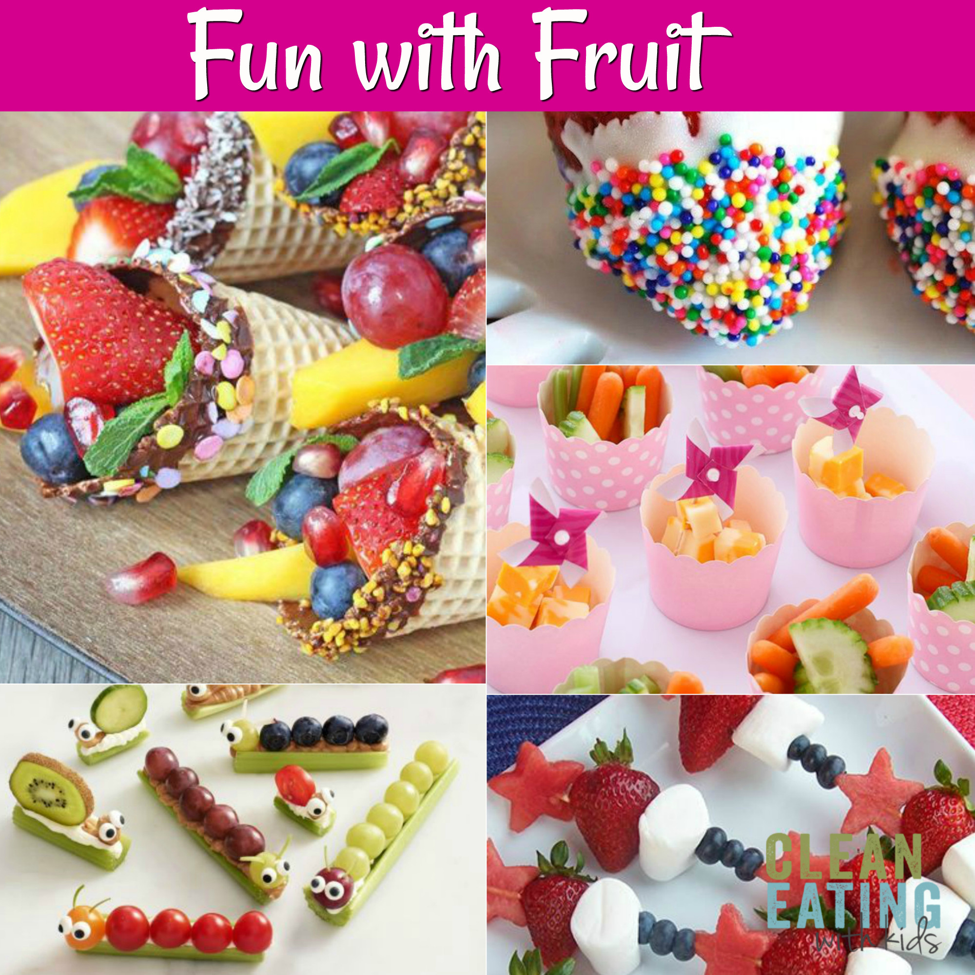 Party Food Ideas For Kids  25 Healthy Birthday Party Food Ideas Clean Eating with kids