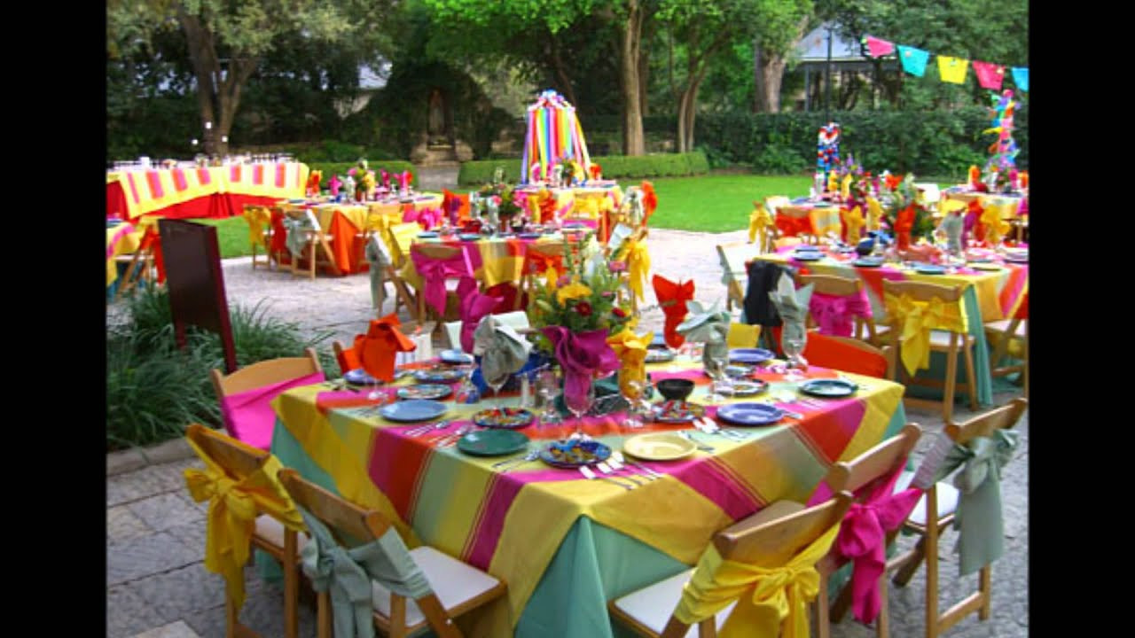 Party Theme Ideas For Kids  Creative Birthday Party Ideas for your Kids