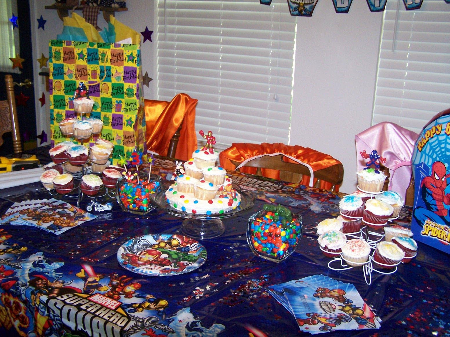 Party Theme Ideas For Kids  Find the Right Kids Party Decorations for Your Fest