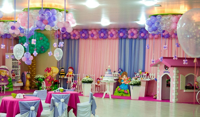 Party Theme Ideas For Kids  Ideas for Kids Birthday party Themes