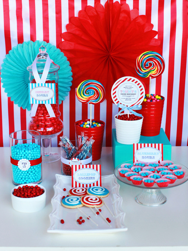 Party Theme Ideas For Kids  Kids Party Themes