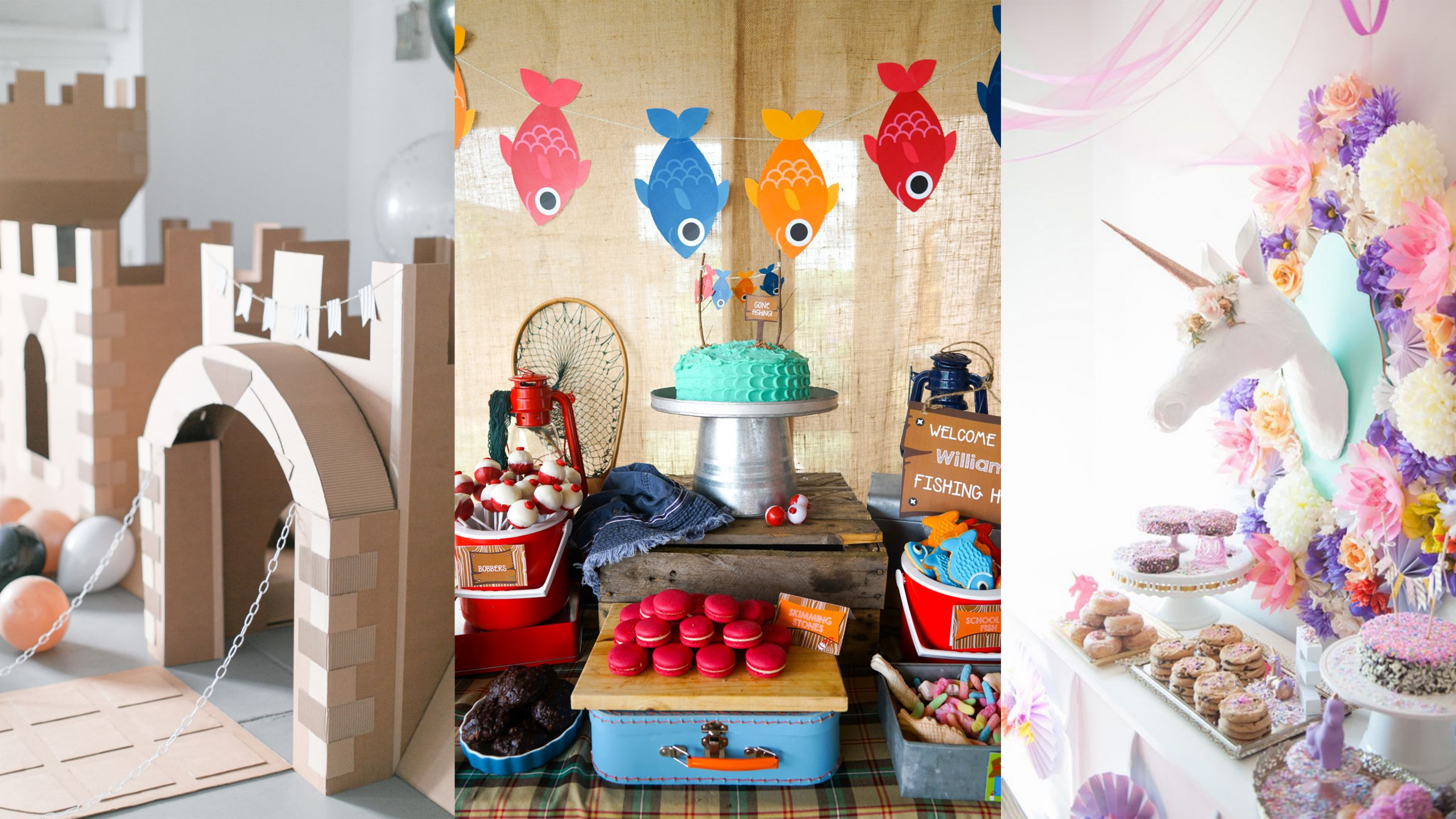 Party Theme Ideas For Kids  10 Unique Birthday Party Themes for Kids Best Childrens