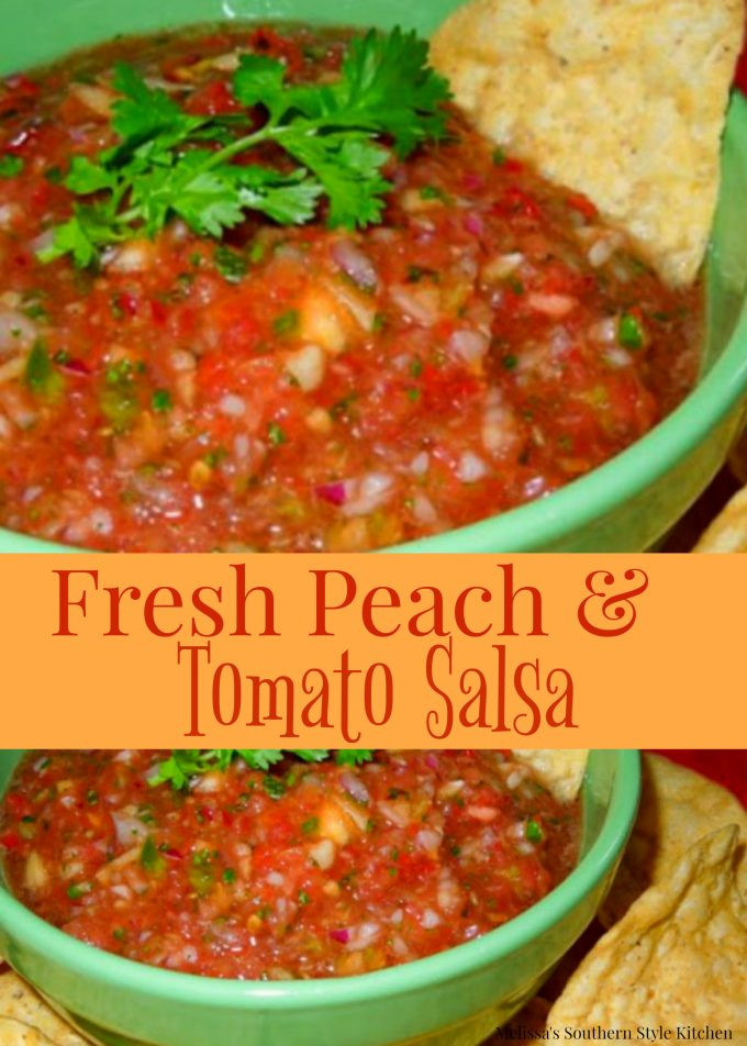 Peach Salsa Recipe For Canning  23 Best tomato Peach Salsa Canning Recipe Best Round Up