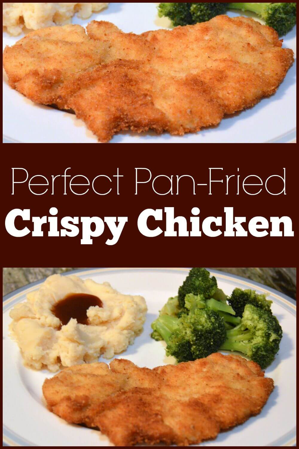 Perfect Fried Chicken  Perfect Pan Fried Crispy Chicken