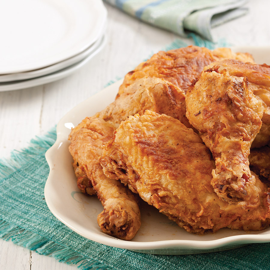 Perfect Fried Chicken  The Perfect Fried Chicken Taste of the South