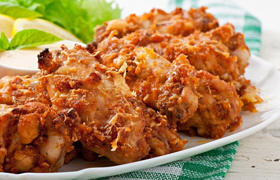 Perfect Fried Chicken  Let the Fried Chicken Rest from Here's How to Make the