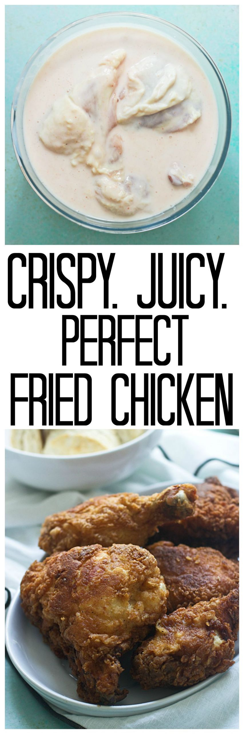 Perfect Fried Chicken  Classic Fried Chicken Cooking for Keeps