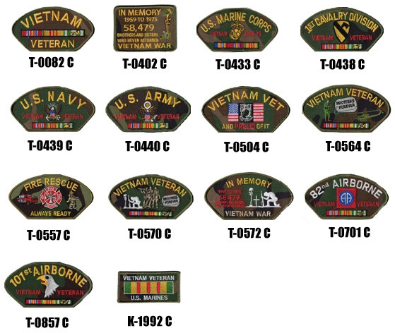 Pins And Patches  Camouflage Military Patches