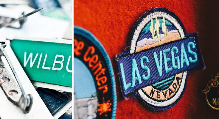 Pins And Patches  Pins & Patches Are Making A eback— As Incredibly Trendy