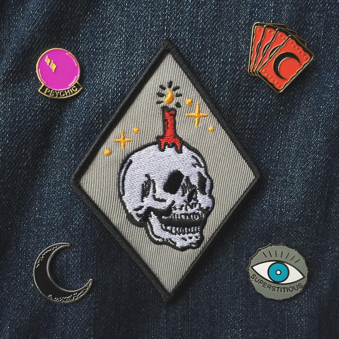 Pins And Patches  Pins Patches – Strange Ways