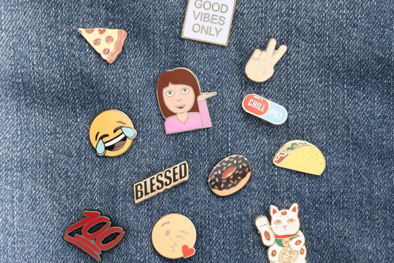 Pins And Patches  6 Super Cool Pins and Patches and Where to Stick Them