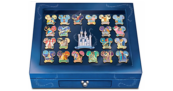 Pins Collection  The Magical Moments of Disney Pin Collection and Display