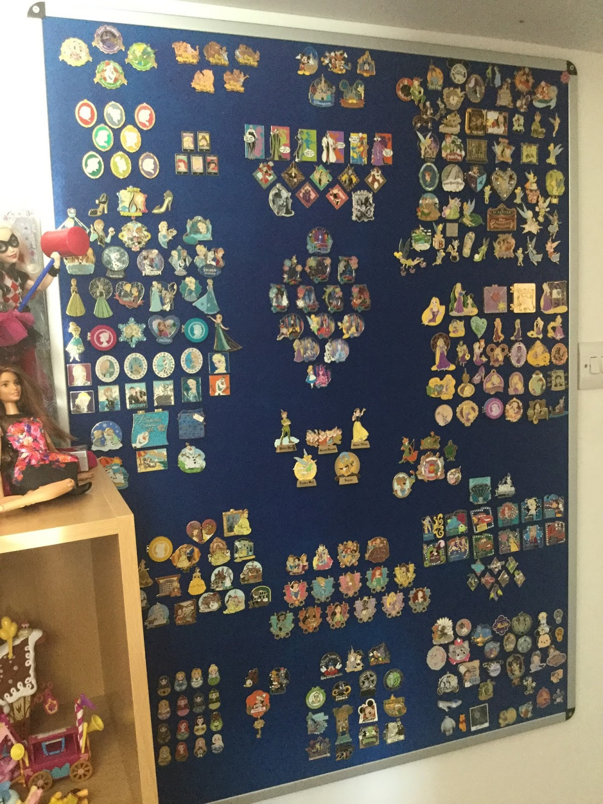 Pins Collection  My Disney Pin Collection The Perks of being Me