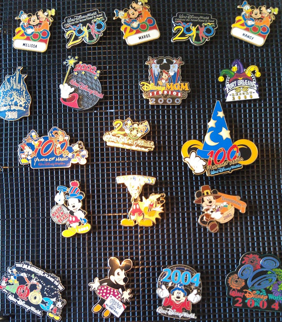 Pins Collection  Thrifty Thursday What's the Deal with Disney Pin