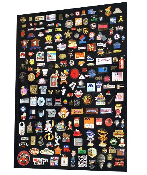 Pins Collection  12 best display ideas for buttons pins images on Pinterest