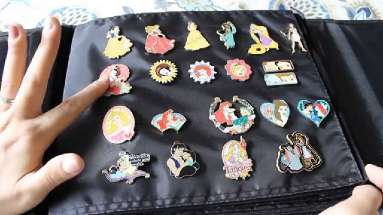 Pins Collection  Disney Pin Collection Whispering