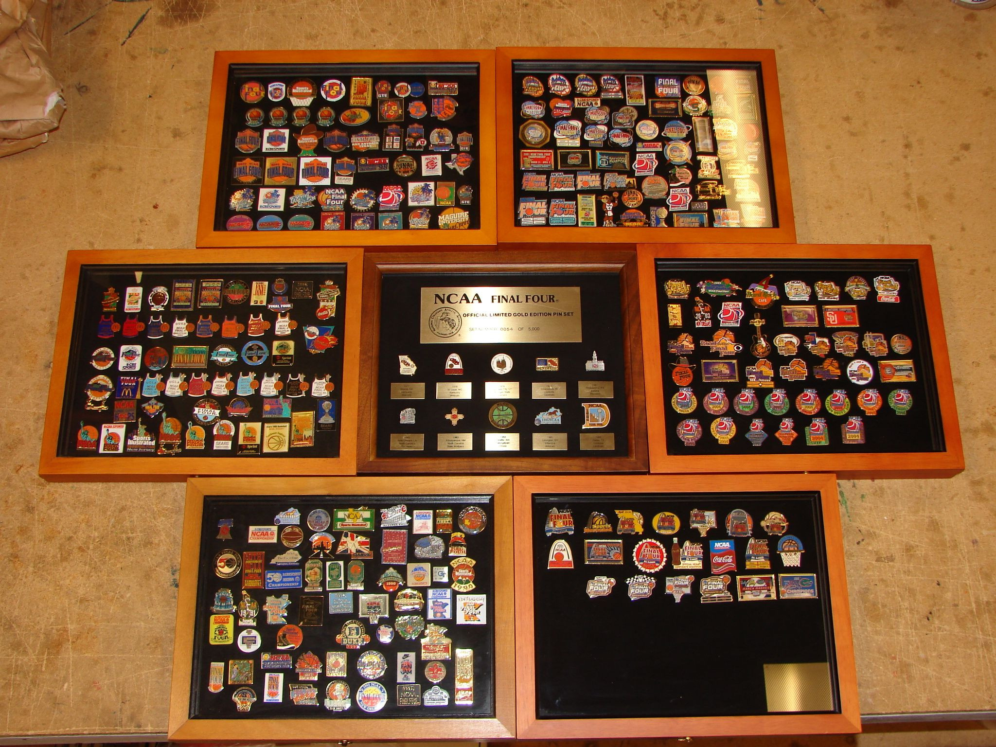 Pins Collection  NCAA pin collection Pins Pinterest