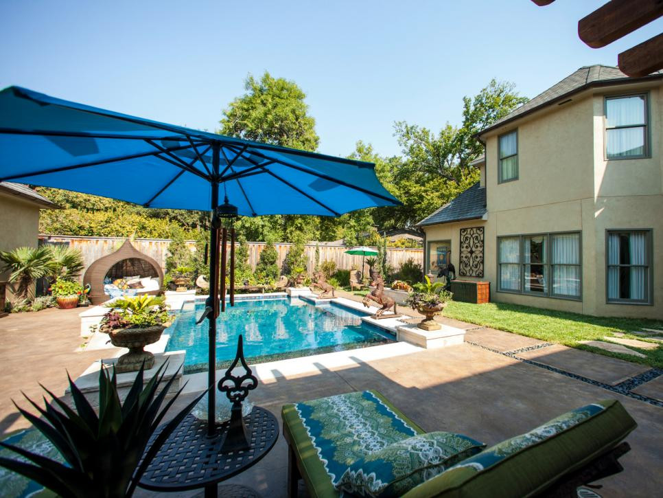 Pool Images Backyard  30 Amazing Pool Landscaping Ideas For Your Home