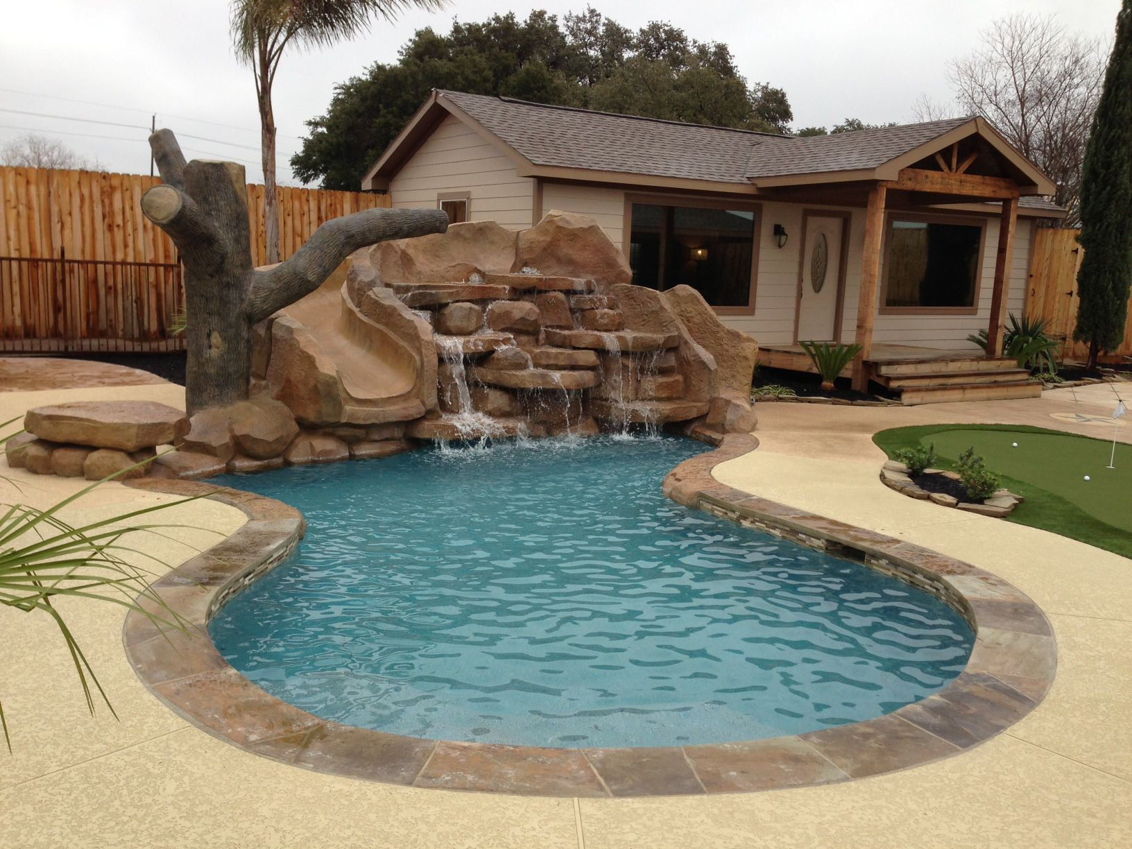 Pool Images Backyard  Small Swimming Pools You May Have in a Narrowed Residence