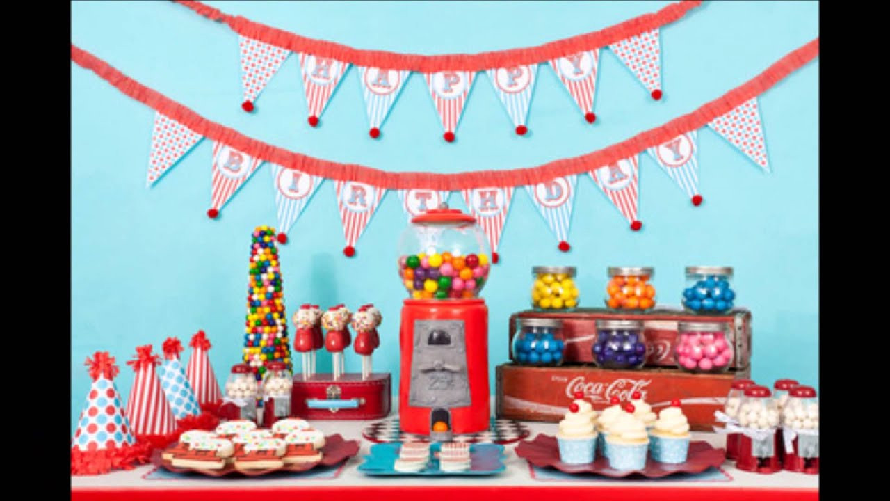 Popular Kids Party Themes  Popular Kids Birthday Party Themes
