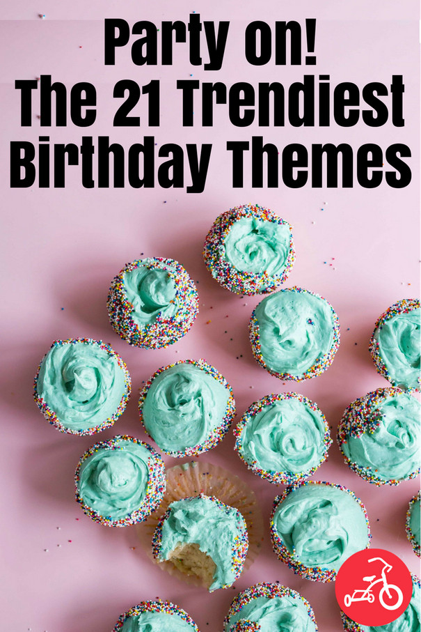Popular Kids Party Themes  23 Best Birthday Party Themes for Kids