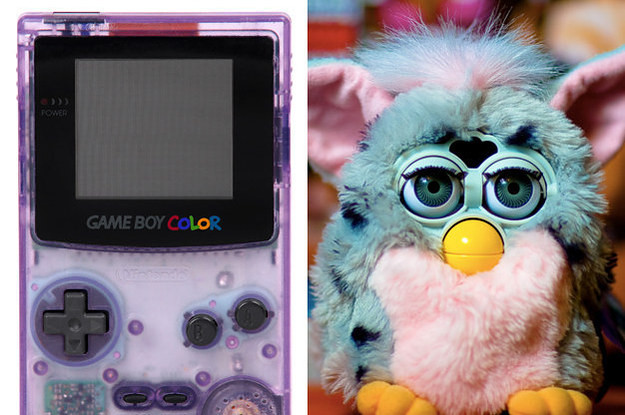 Popular Things For Kids  23 Things ly 90s Kids Had Their Christmas Lists
